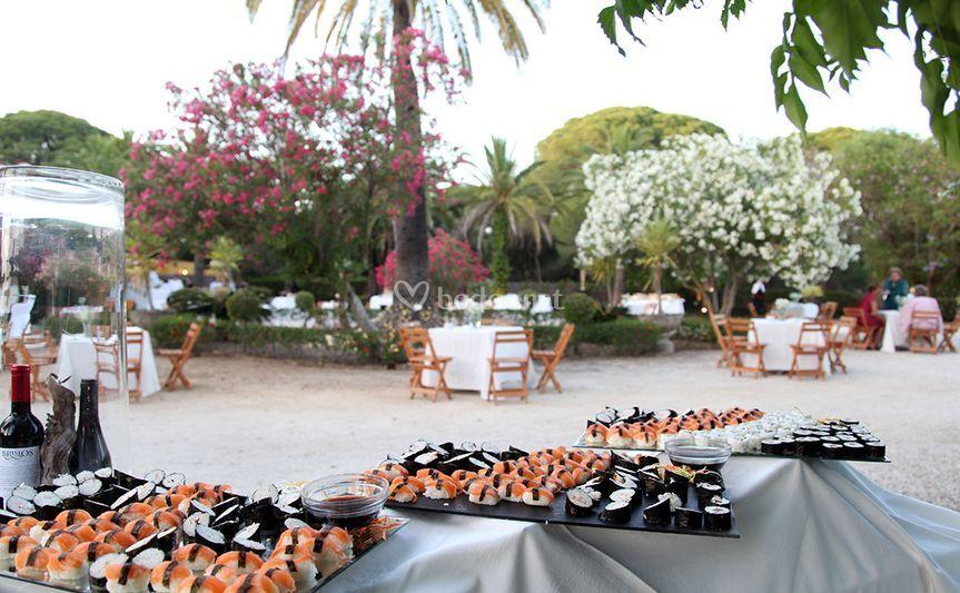 Sushi de hacienda el pinar catering primitivo foto 6 - Sushi puerto santa maria ...