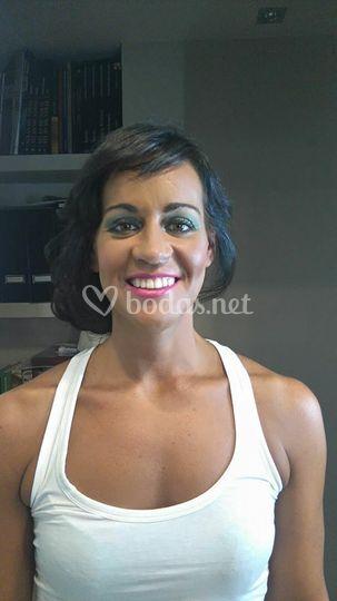 Maquillaje Invitada