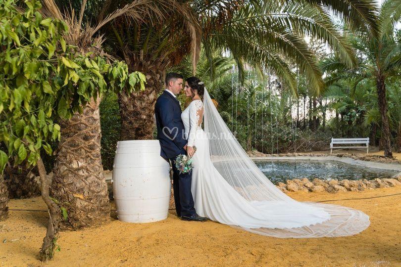 Exteriores de bodas