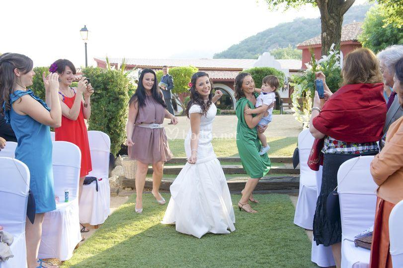 Bailonga Wedding - Baile de novios