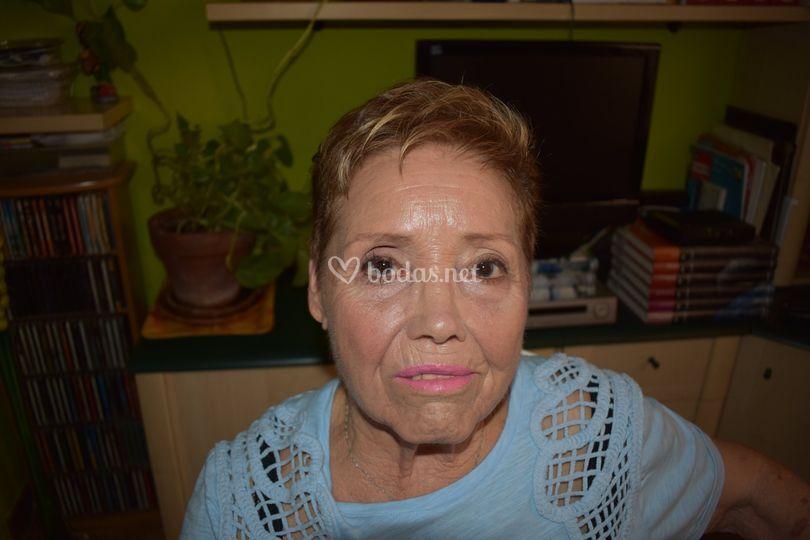 Abuelas que quieren ir guapas