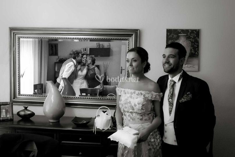 Vestuario novia