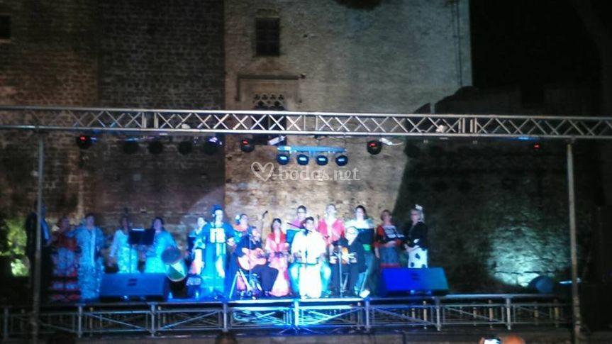 Romería Castelldefels