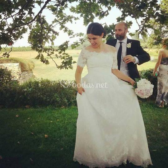 Una boda bajo el árbol