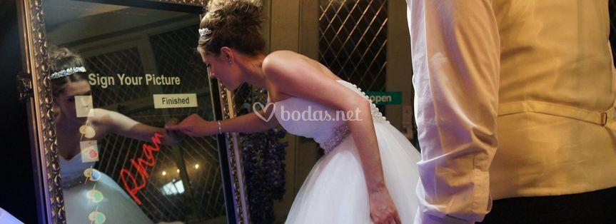 Firma novia