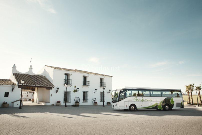 Medina Travel Bus