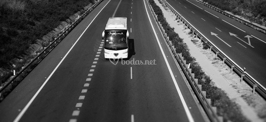 En carretera