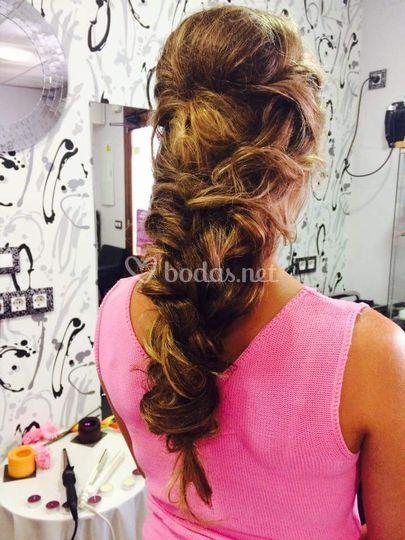 Peinados creativos