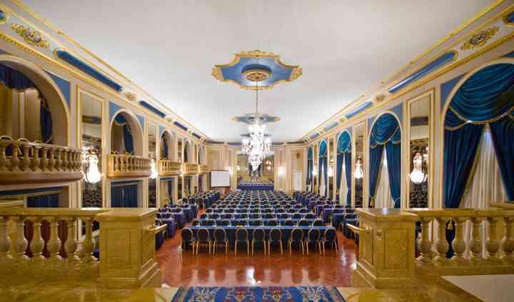 Reunión Salón Imperial