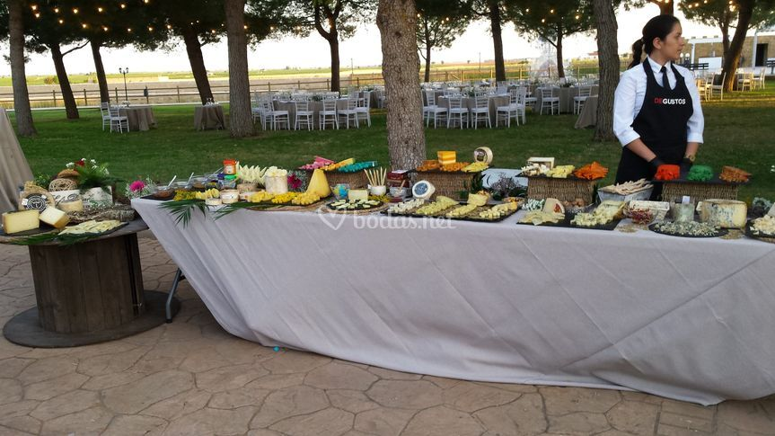 Catering y personal