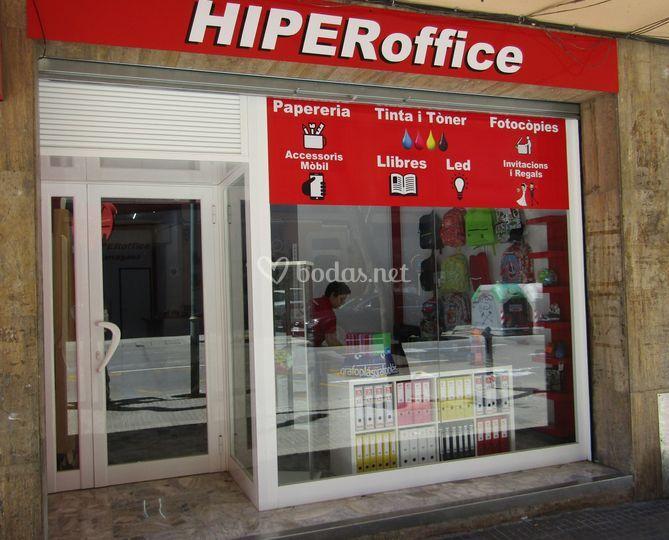 Nuestra tienda, en Tarragona