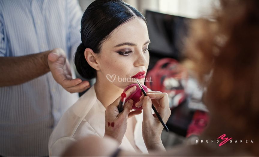 Mar Martínez - Maquilladora Profesional