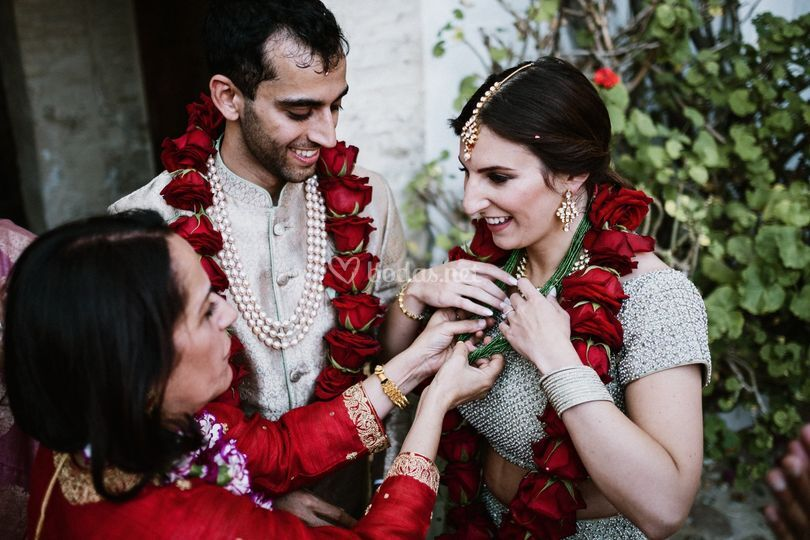 Ceremonia Hindú- Sangeet
