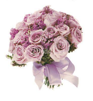 Ramo novia de rosas