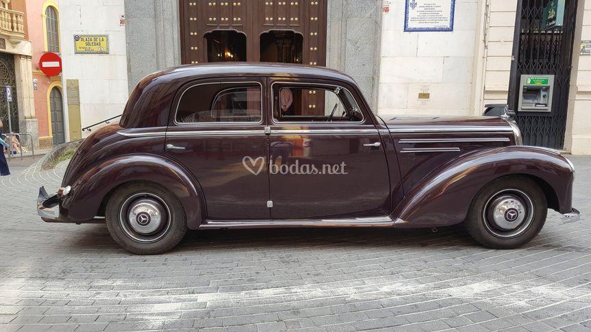Mercedes 220 de 1953