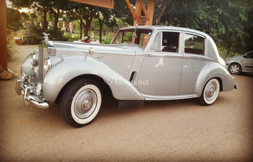 Rolls-Royce Silver Dawn de1954