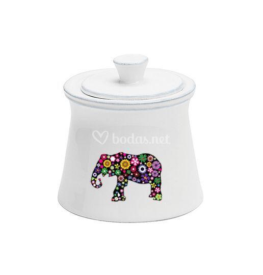 Vajilla elefantes