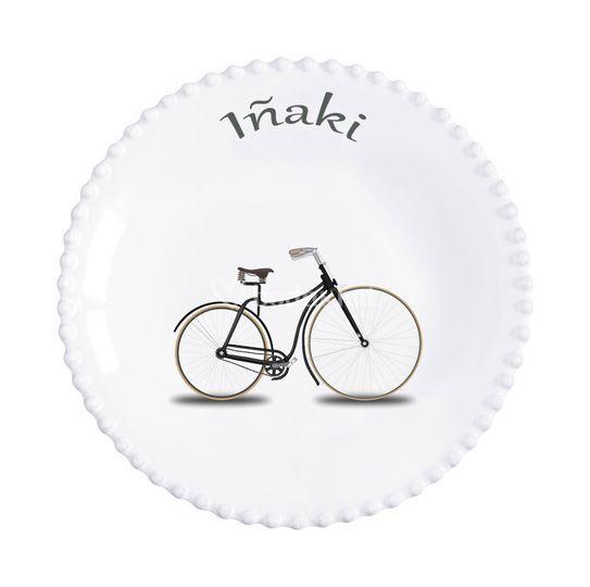 Vajilla bicicleta