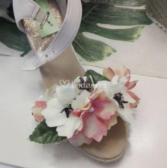 Zapato para el baile