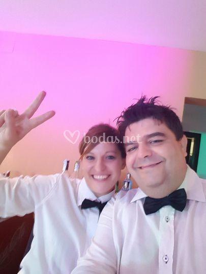 Nuria y Roberto