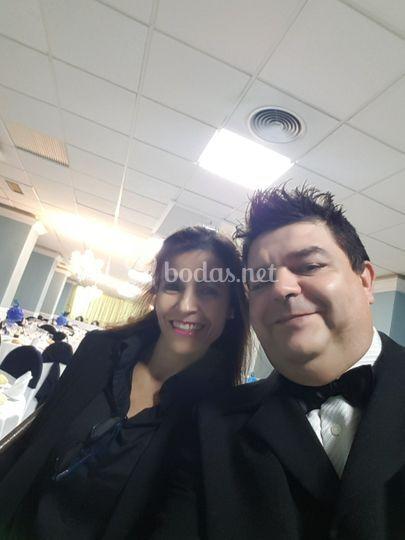 Helga y Roberto