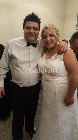 Angi y Roberto Garcia Dj