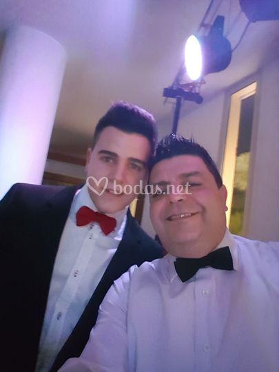 Manolo y Roberto