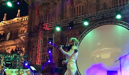Miss Bow Violín Show 1