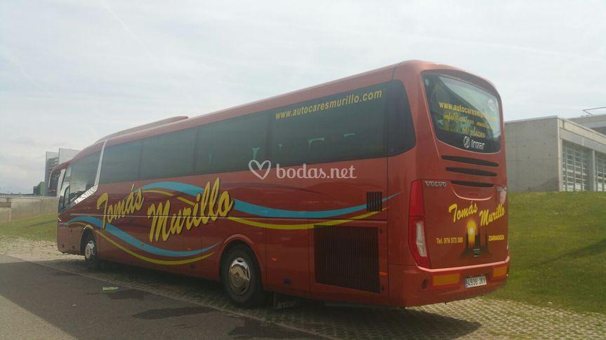 Autobús 60 plazas