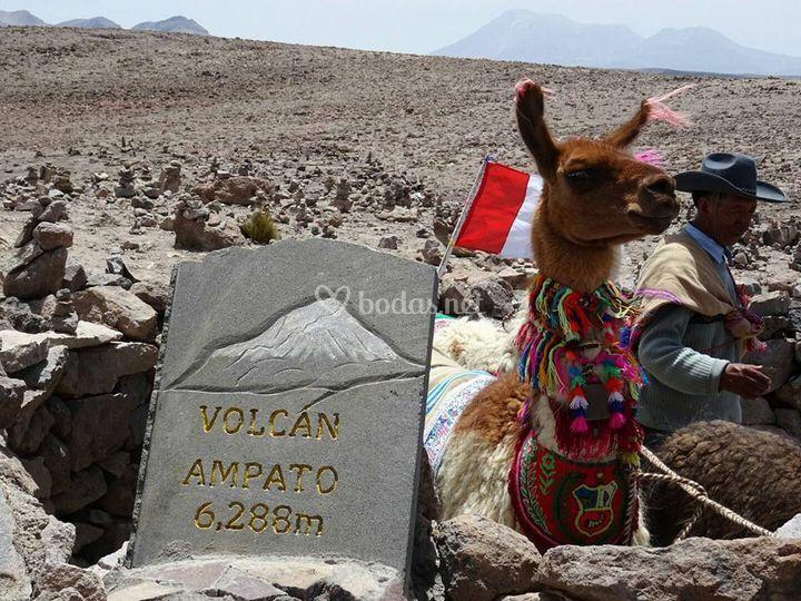 Perú Volcanes