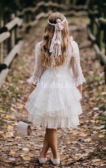 Vestidos de arras y comunión