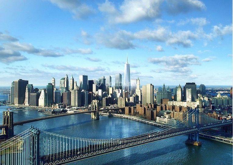 Nueva york, tu ciudad ideal