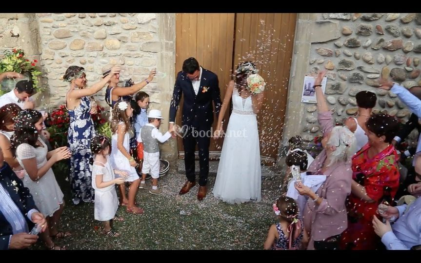 Video para bodas