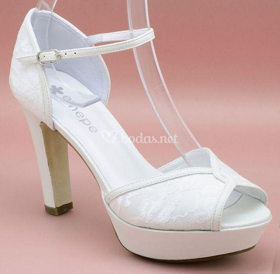 enepe zapatos de novia, madrid