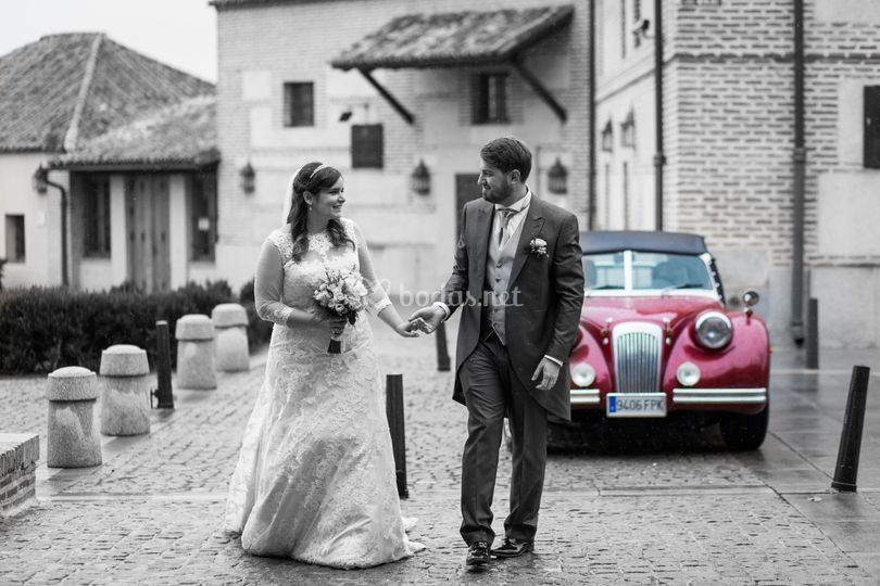 Top fotógrafos de bodas Madrid