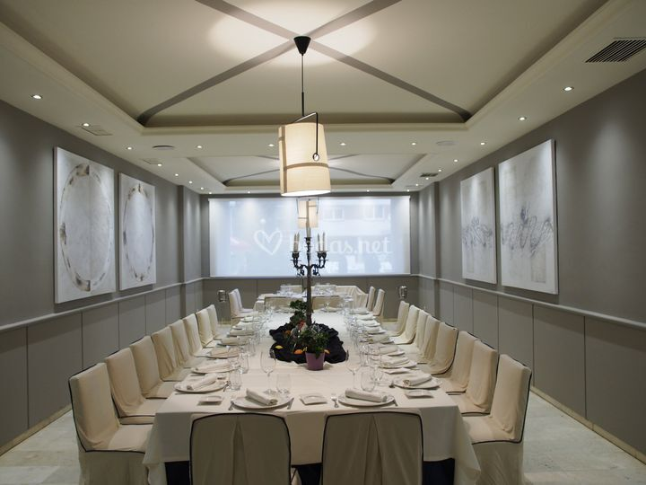 Salón privado