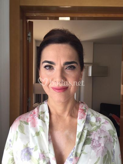 Maquillaje para el gran día