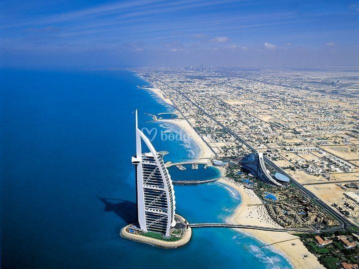 Dubai... Un Pais diferente, y moderno.