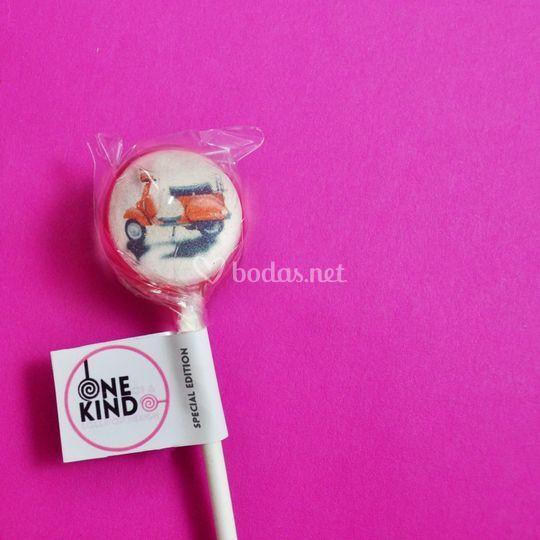 Lollipops Vespa