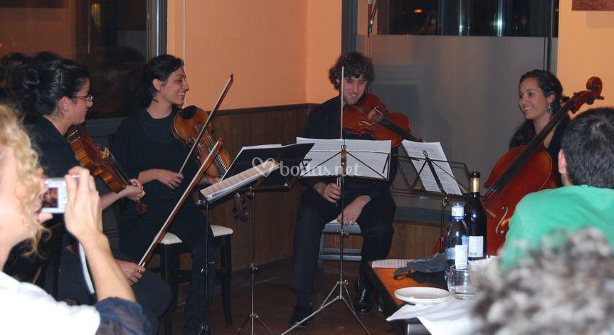 Cuarteto Kassel
