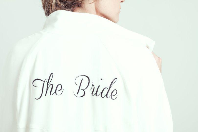 Chaqueta The Bride