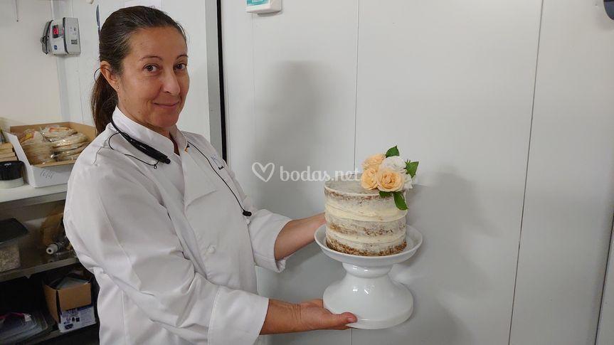 S&V Carrot Cake Sin Gluten