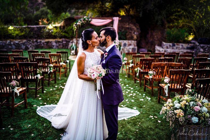 Fotógrafos de bodas canarias