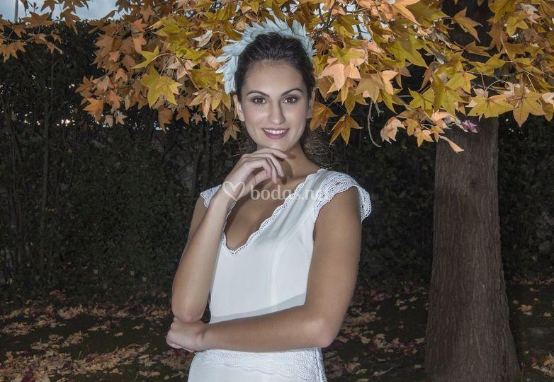 Yolanda Torres - Modelo Lila