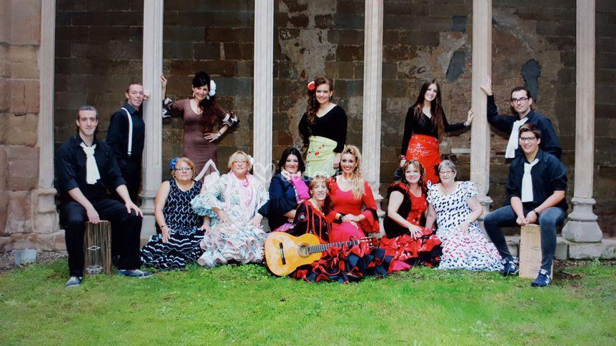 Coro Aire flamenco