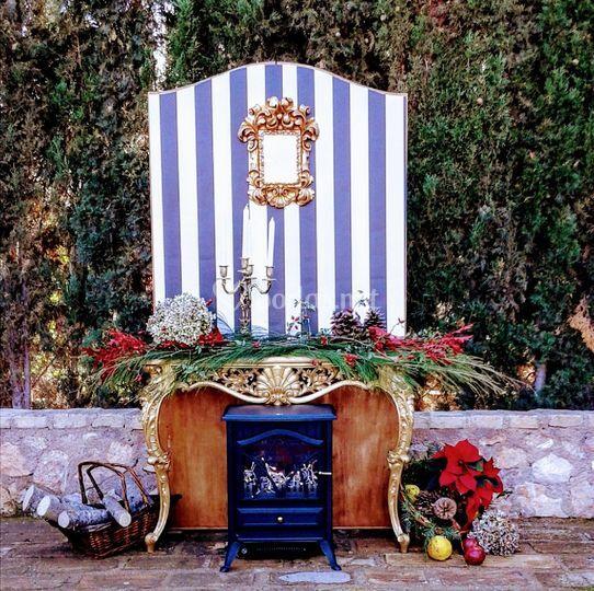 Deco de la ceremonia civil