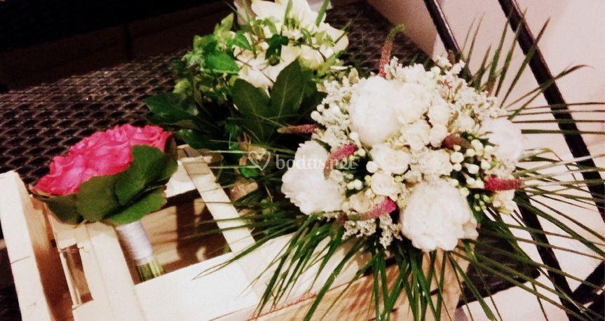 Ramos desfile novias