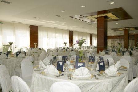 Montaje mesas boda