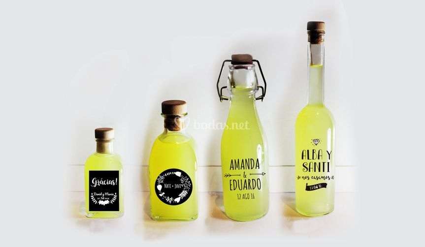 Botellas celebraciones