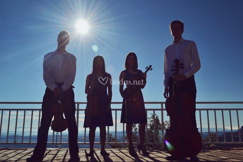 Könektat Quartet